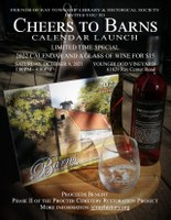 Cheers to Barns: Calendar Launch at Youngblood Vineyard