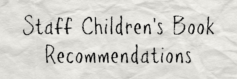 Kids Book Recommendations