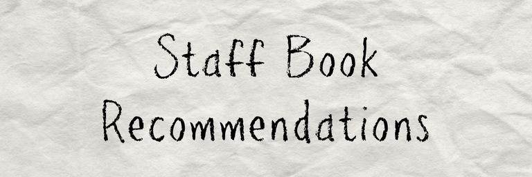 staff book recommendations